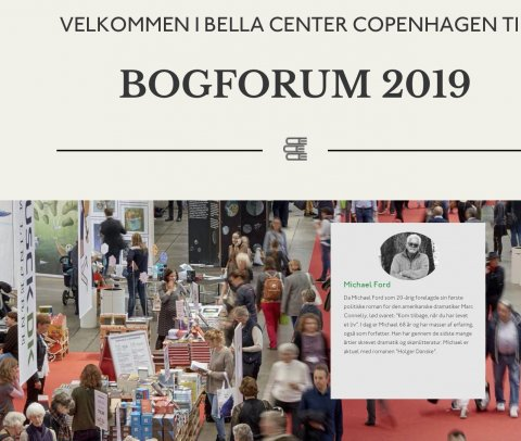 BogForum 2019 Michael Ford