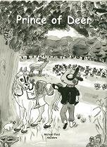Prince of Deer, author Michael Ford