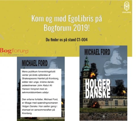 BogForum2019, Michael Ford
